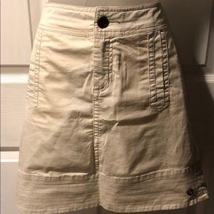 Anthropologie Hei Hei Cargo A-line Mini Skirt 4